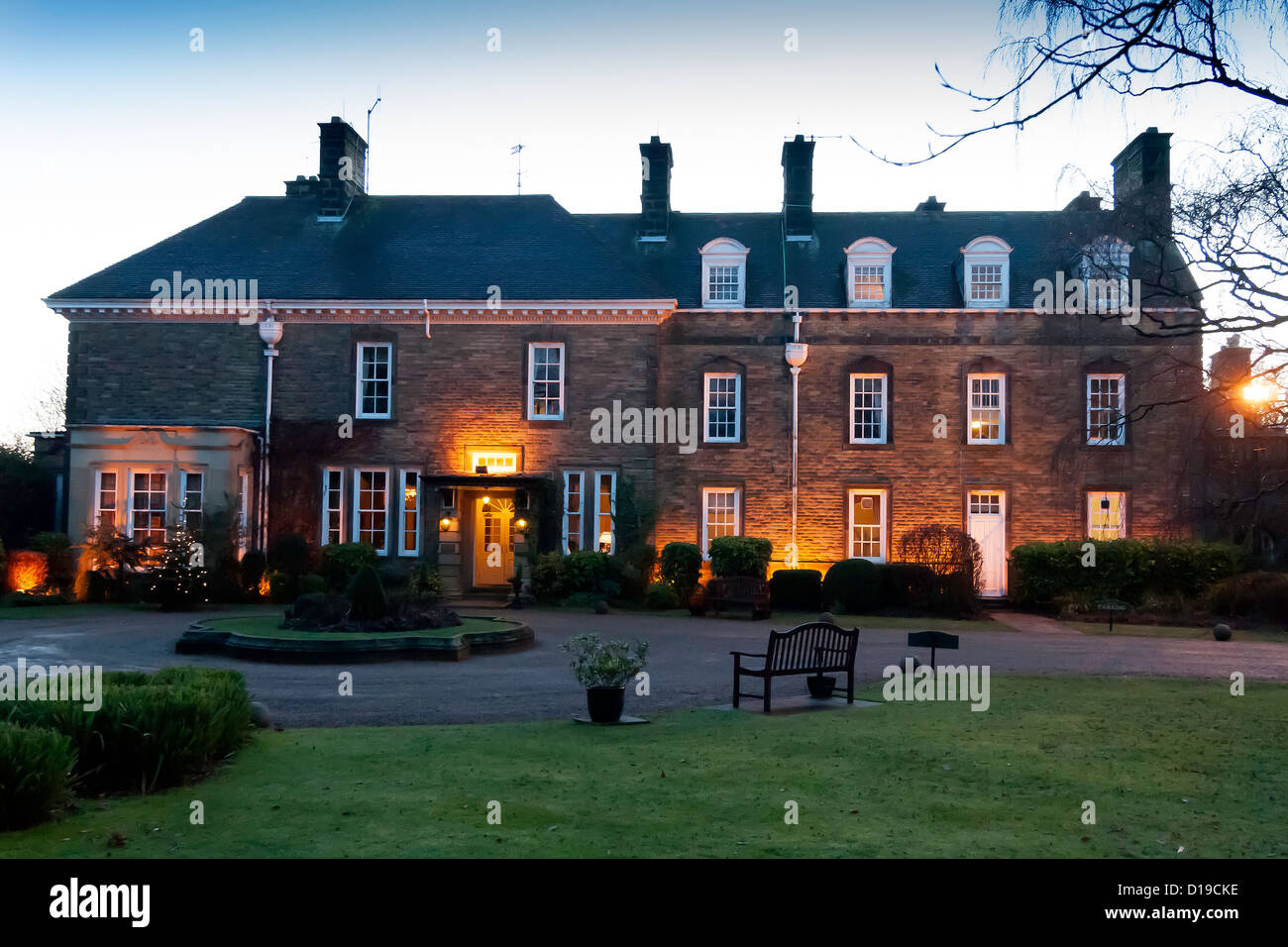 House design yarm - Judges Hotel At Kirklevington Hall Yarm Cleveland Former Residence For Judges Attending The Local Assize Courts