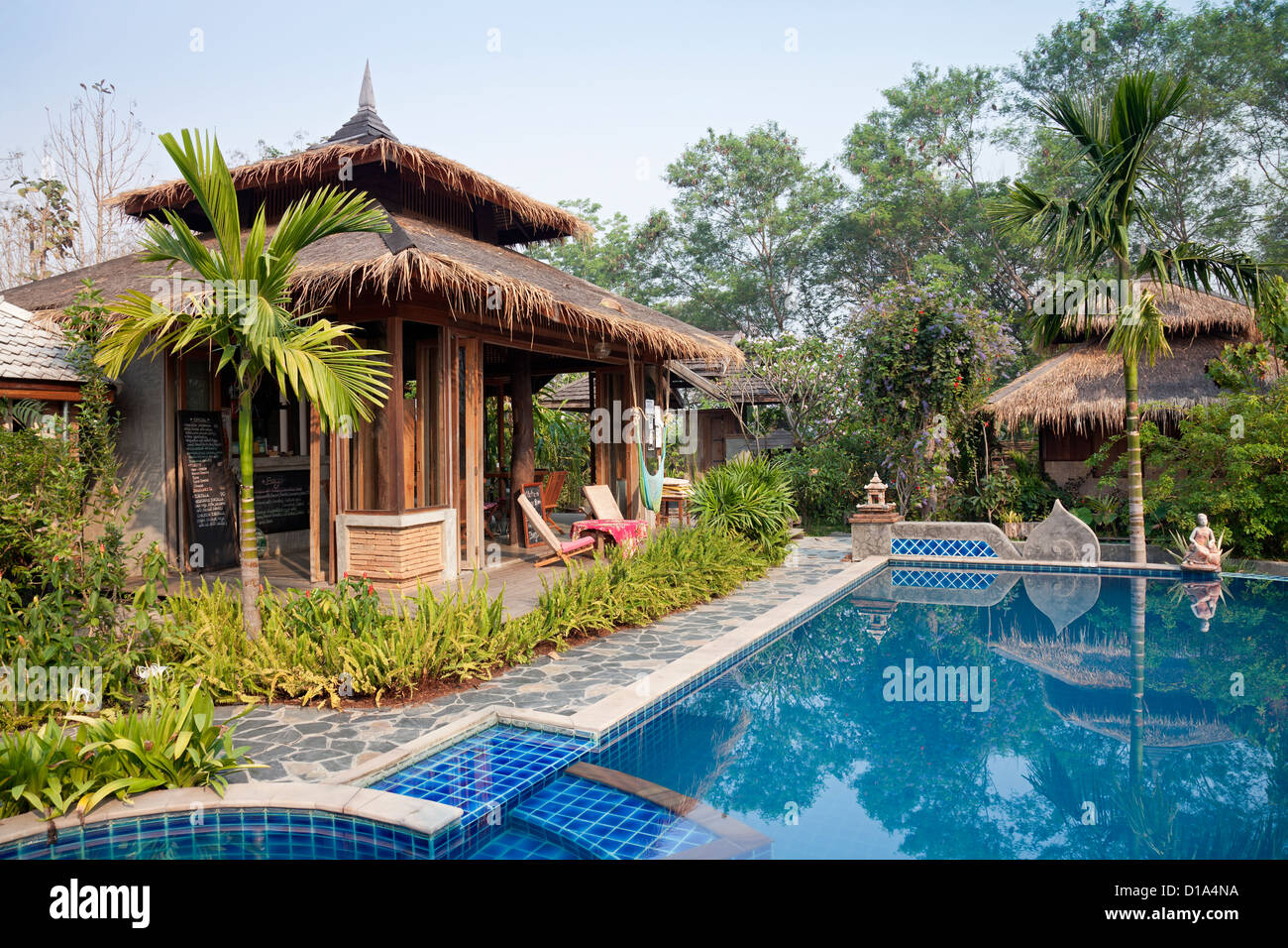 u0027pai cham guest house with swimming pool mae hong son province