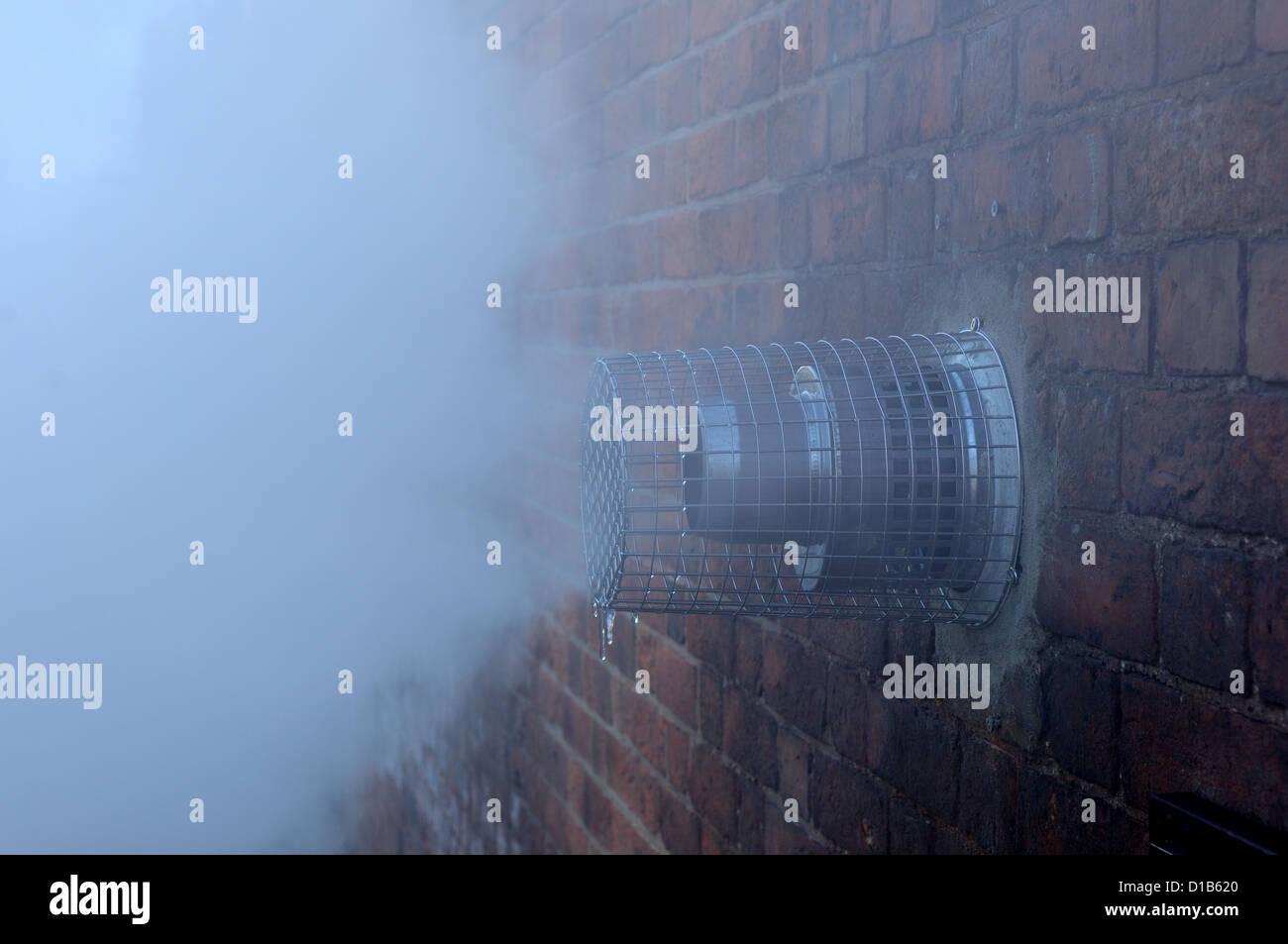 Condensing Boiler: Condensing Boiler Plume