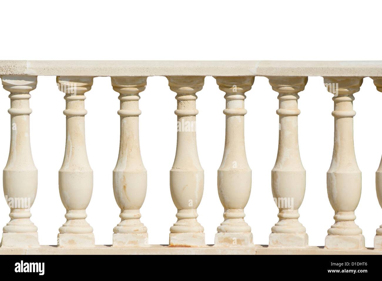 concrete balustrade stock photo royalty free image 52545142 alamy. Black Bedroom Furniture Sets. Home Design Ideas