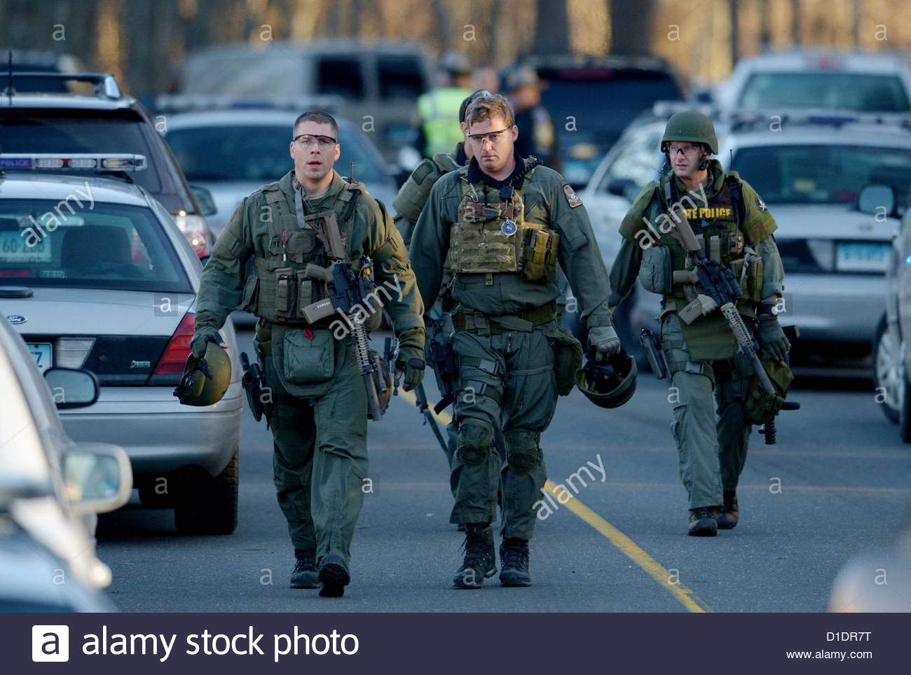Connecticut shooting?