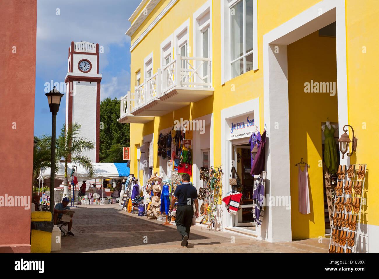 Mercado de artesanias in plaza del sol san miguel city for Plaza del sol