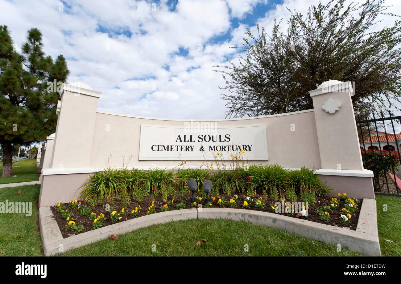 All Souls Cemetery Long Beach Jenni Rivera