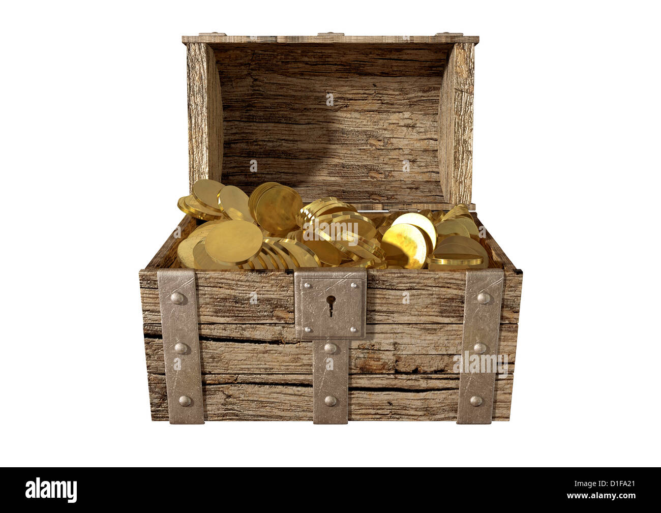 treasure chest stock photos u0026 treasure chest stock images alamy