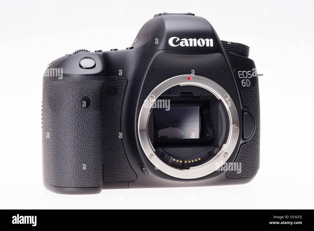 Photographic equipment - Canon EOS 6D full frame DSLR, budget price ...
