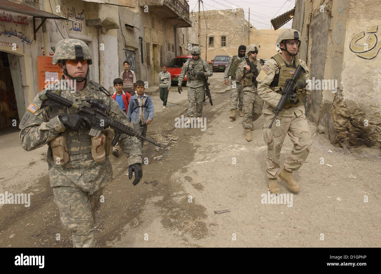 iraq war 6 essay Essays on iraq war we the first point that led america to the war is that iraq had grown as a mighty military power after the iran-iraq war where the us armed.