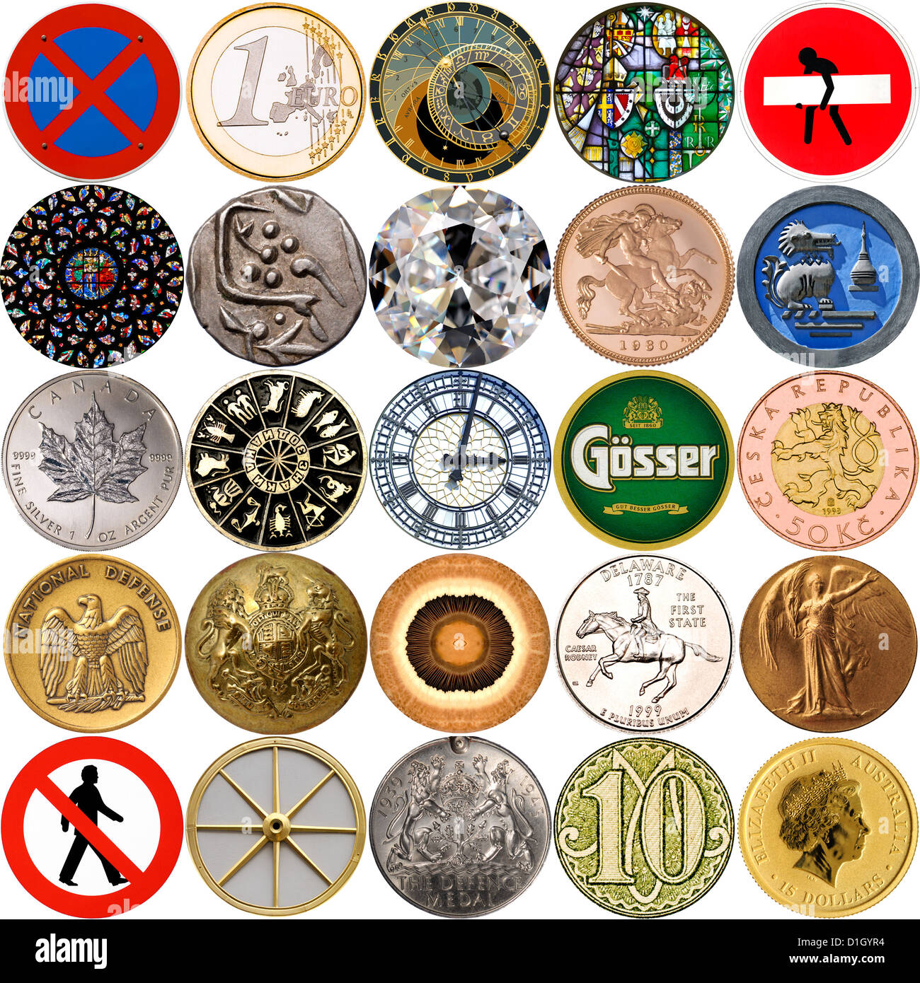 Circular Objects Related Keywords - Circular Objects Long ...