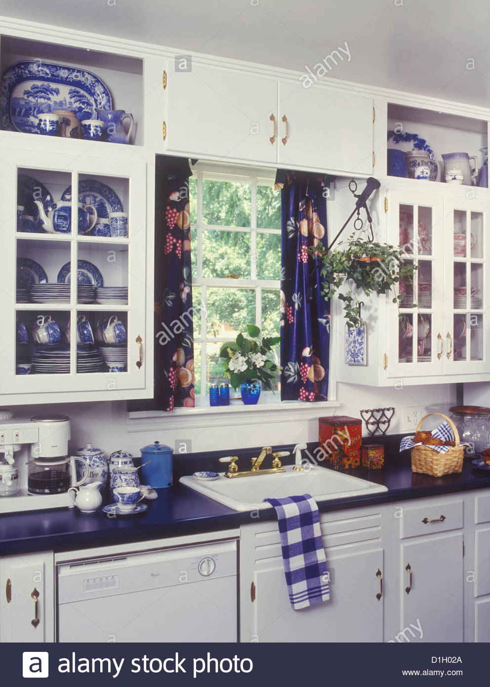 Blue Willow Kitchen