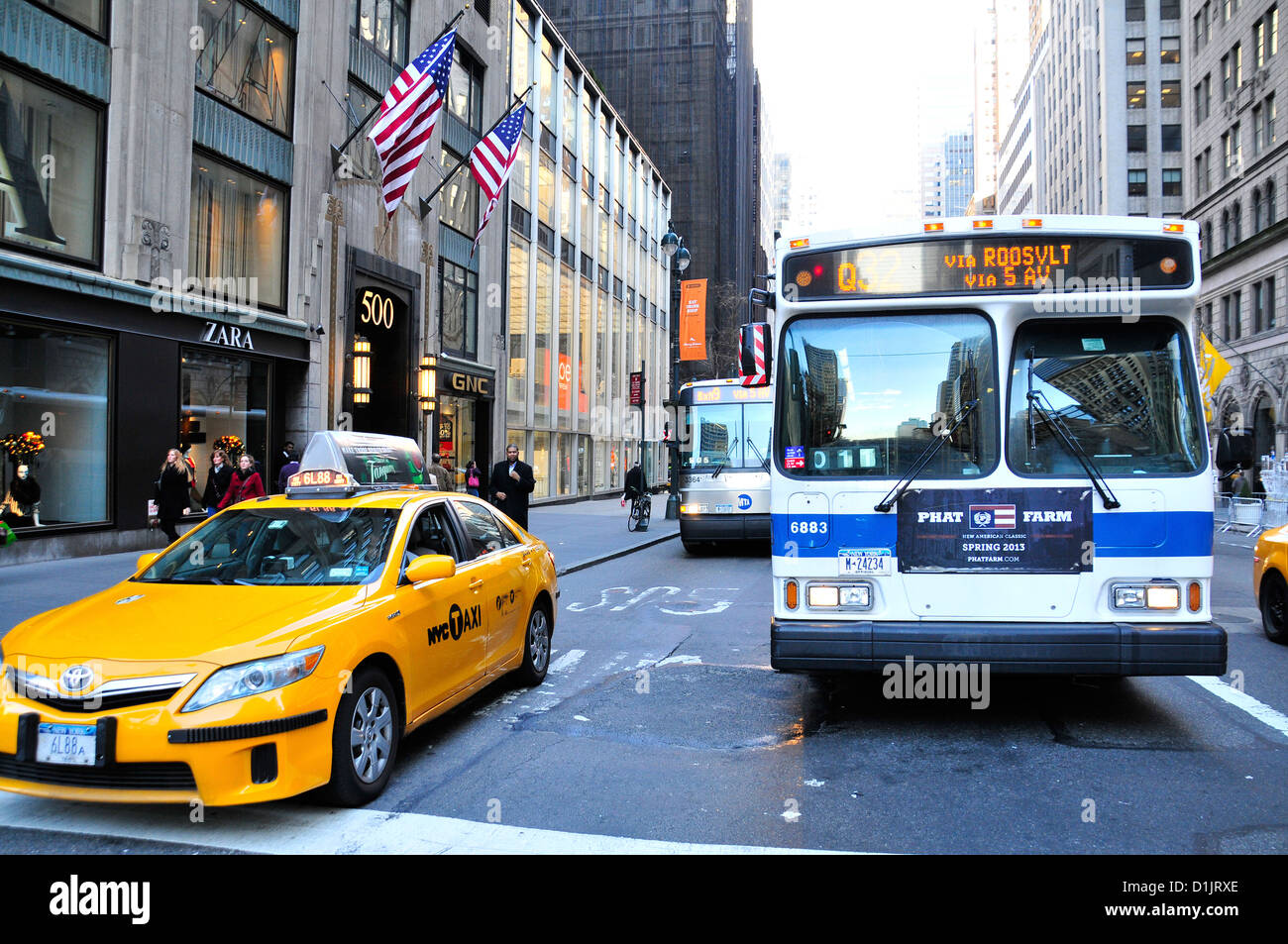 New york city public transportation statistics