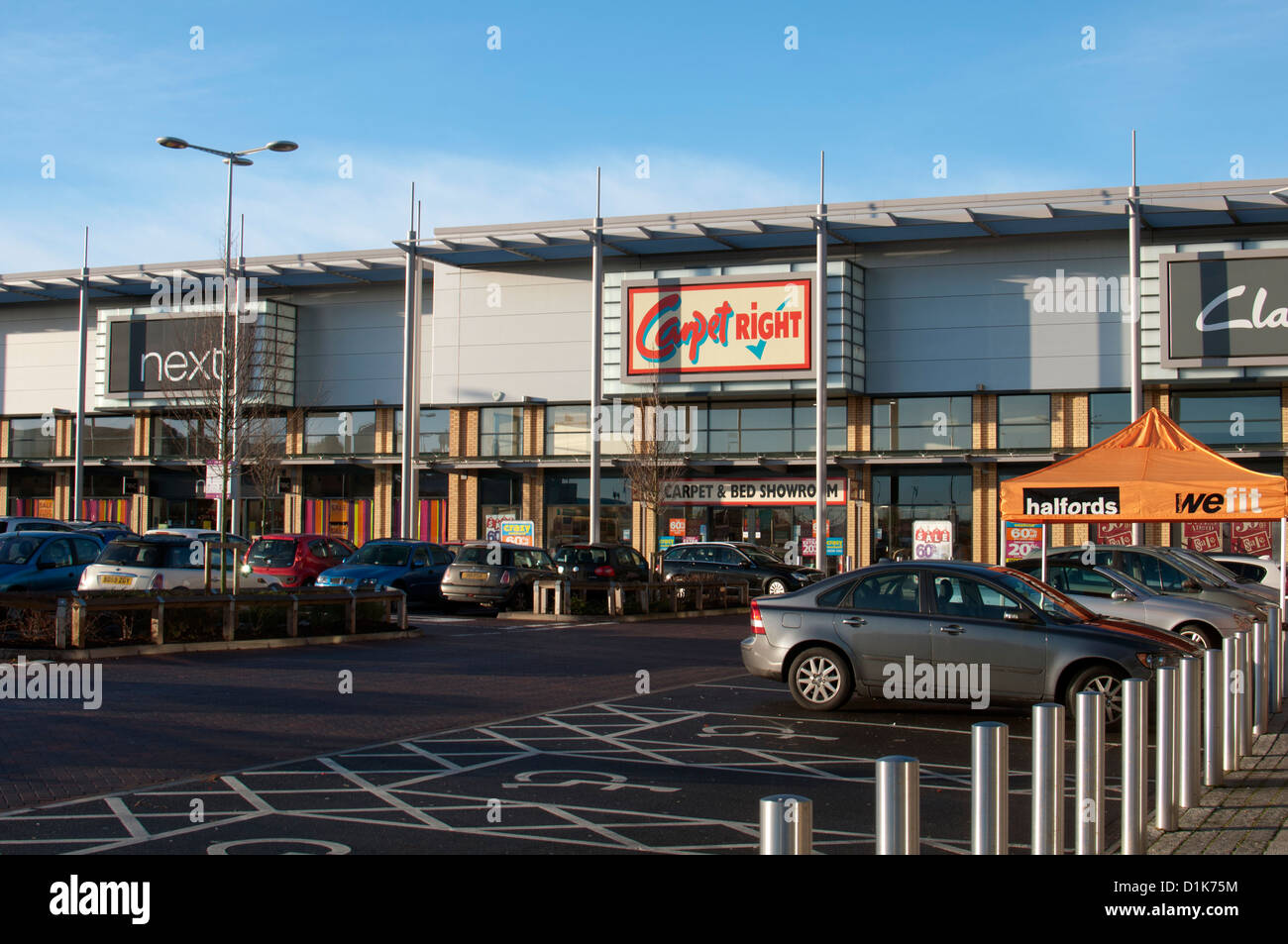 Leamington Shopping Park. Leamington Shopping Park (Image: Google) Weekend opening times vary across stores. Stores open between 9am and am on .