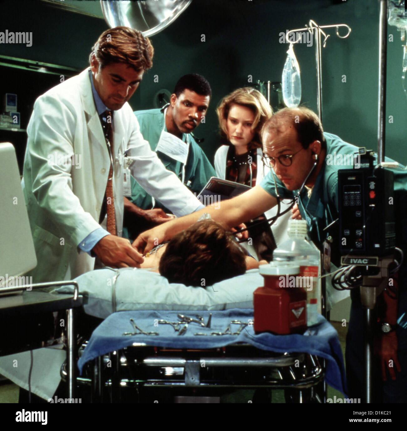 Emergency Room Er - Emergency Room George Clooney, Eriq La Salle ...