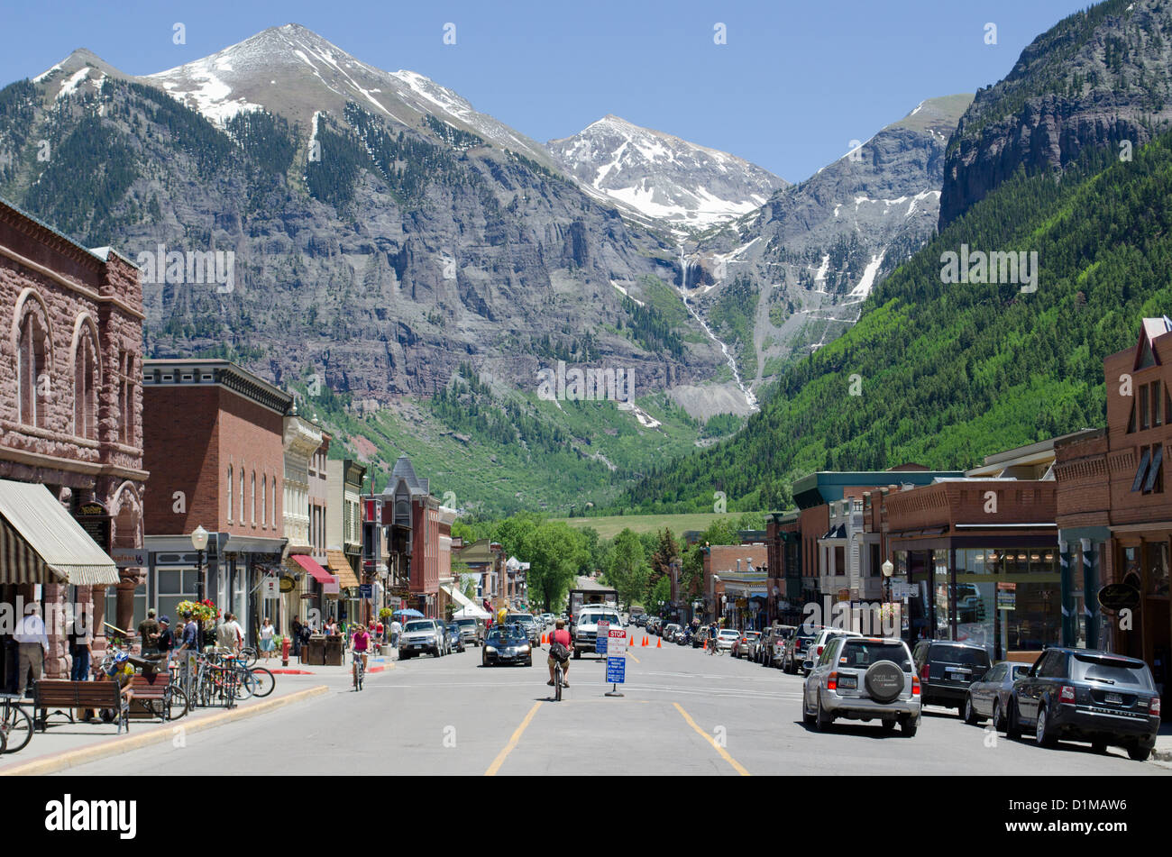 Ouray Colorado Also Known As Quot The Switzerland Of America
