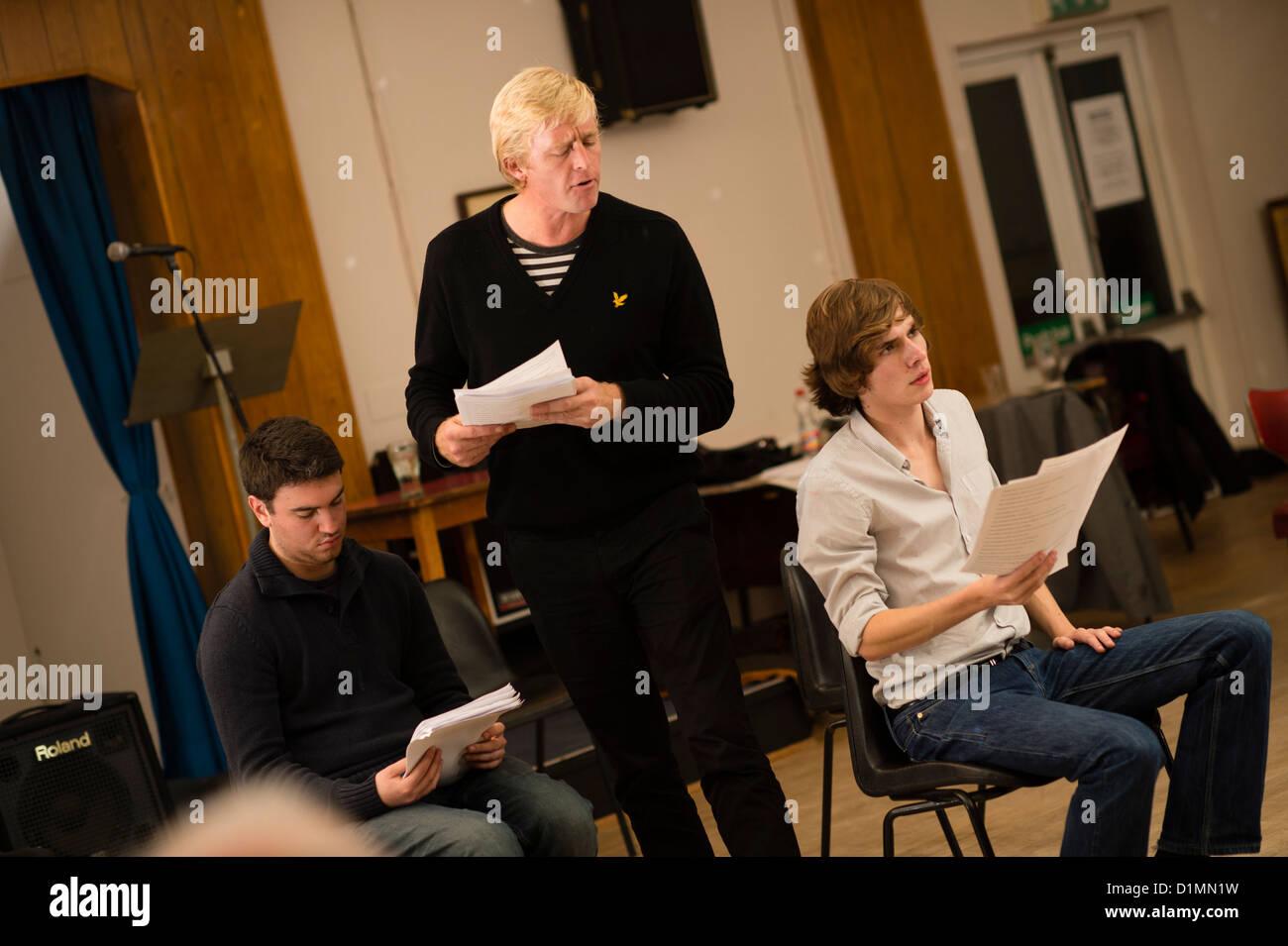 Scripts amateur dramatic