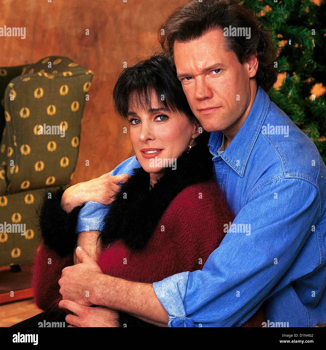 Connie Sellecca and randy travis