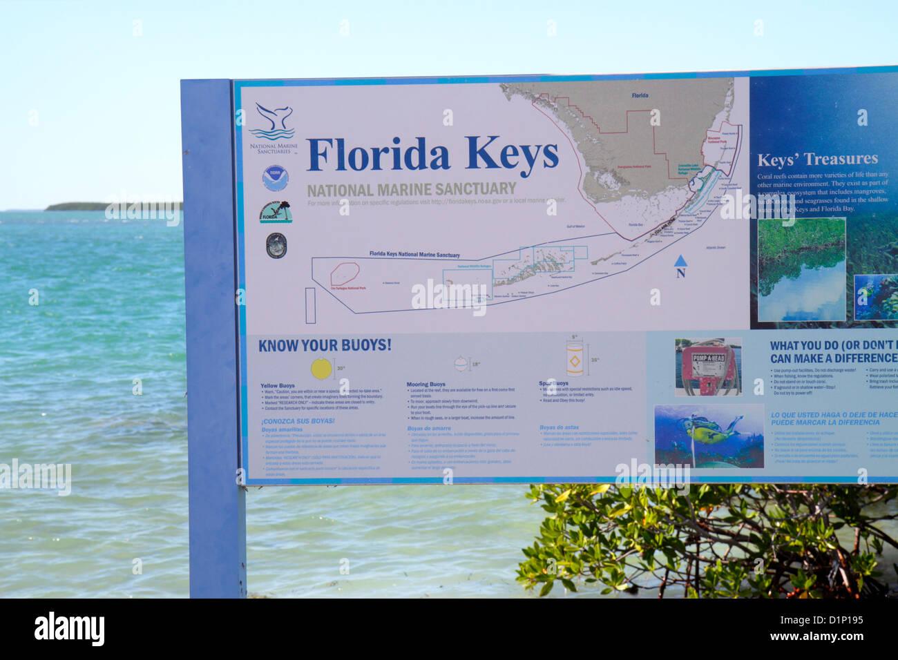Florida Florida Keys US Route One Overseas Highway Islamorada - Florida keys us map