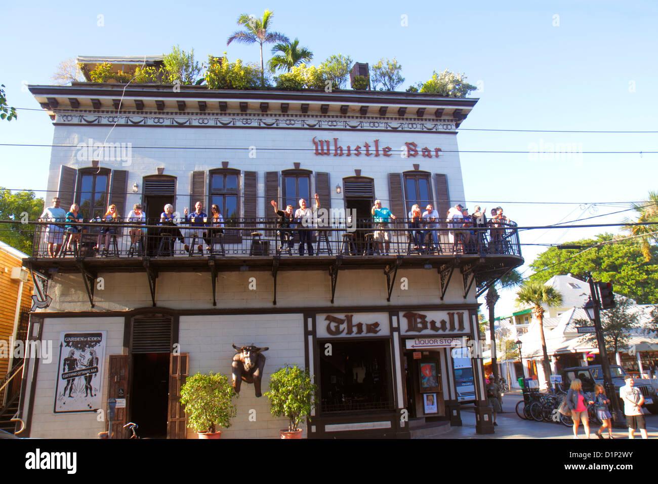 The Bull Restaurant Key West