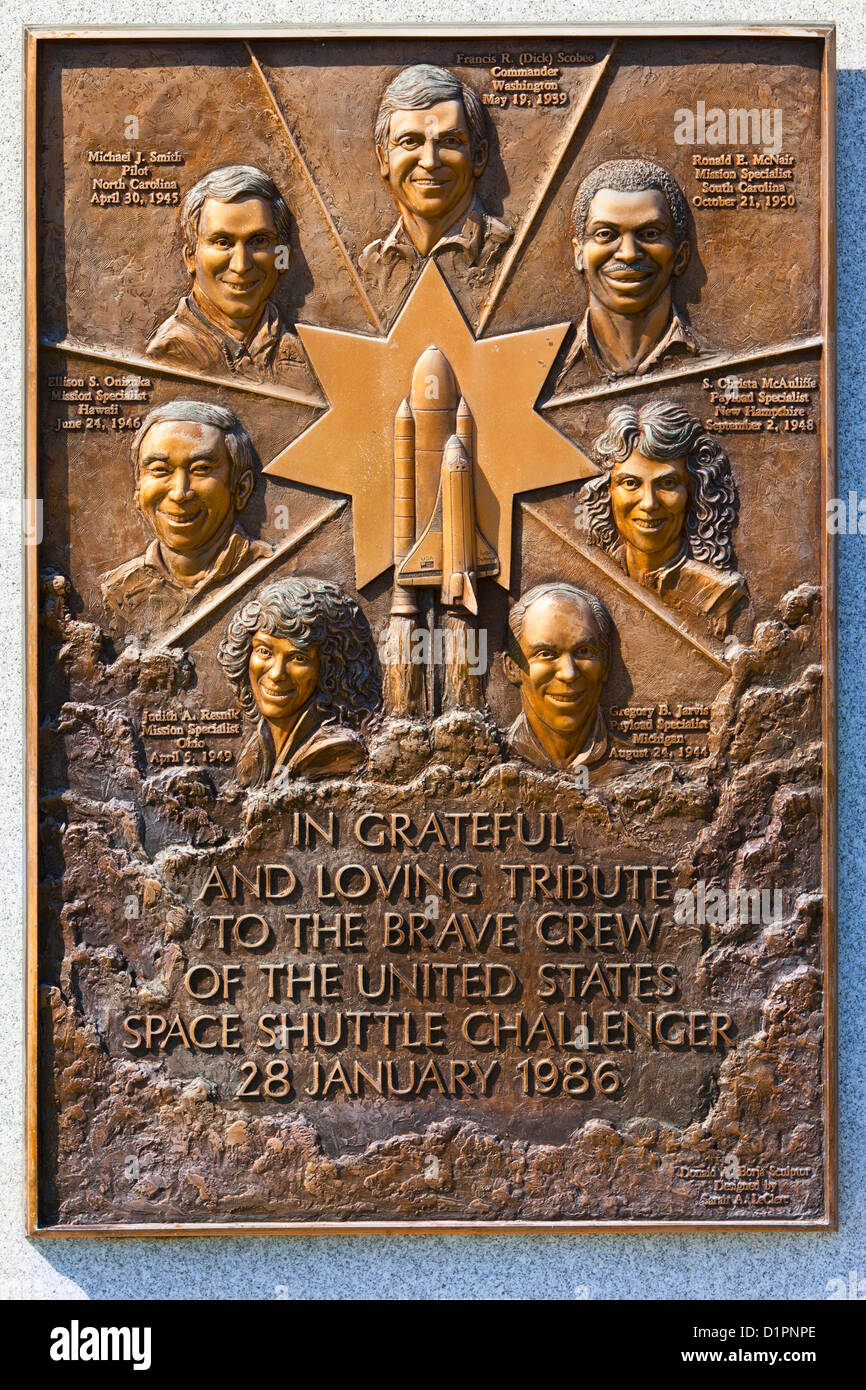 space shuttle challenger funeral - photo #10