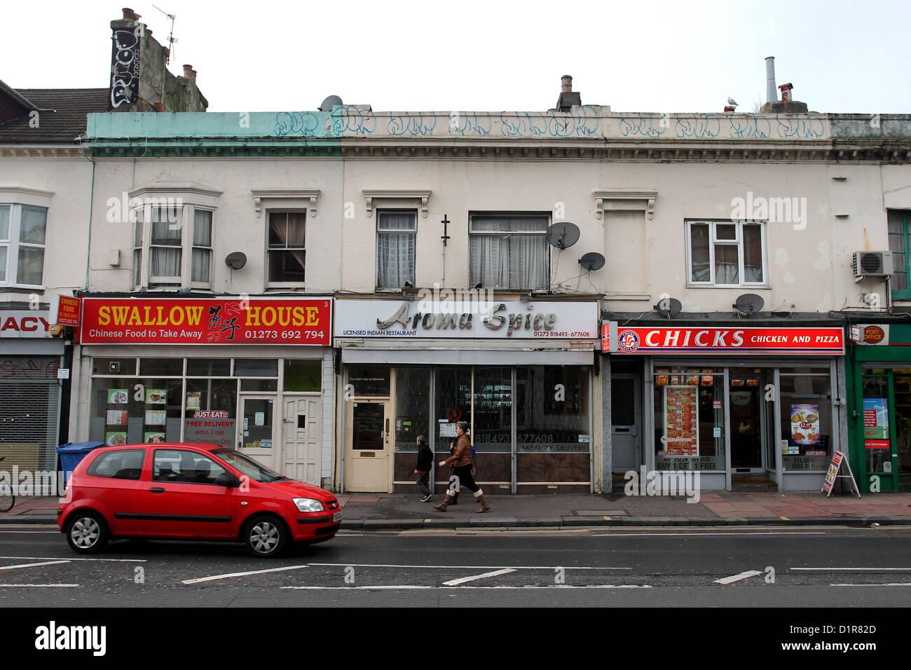 Indian Food Brighton Road