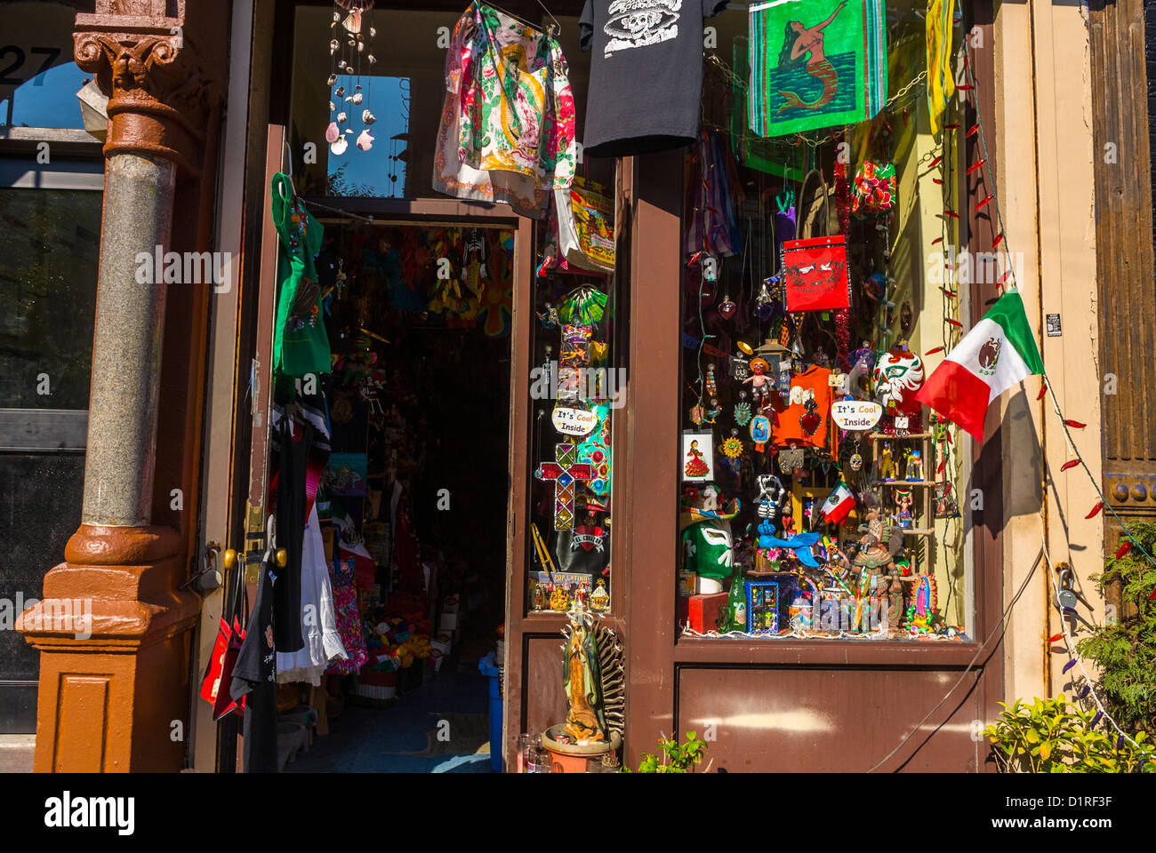 New york east village shopping la sirena mexican art for Craft stores in nyc
