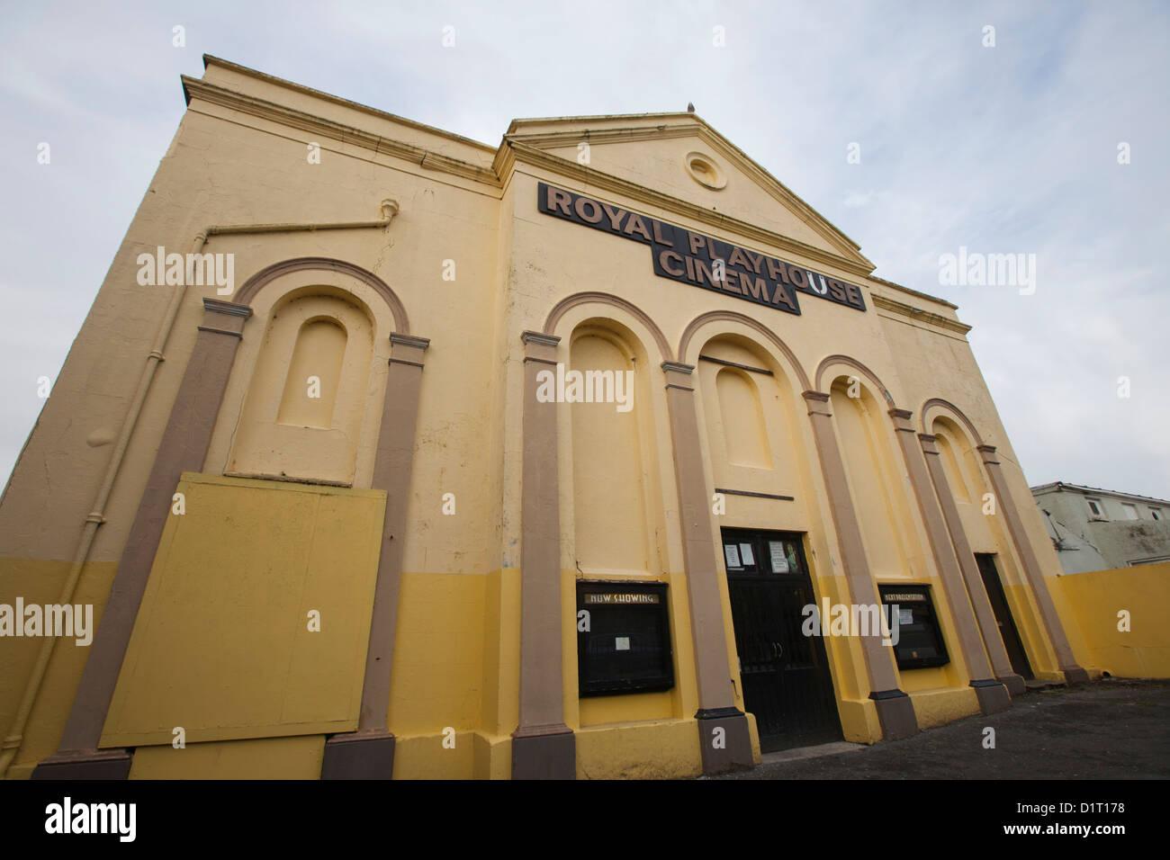 Tenby Cinema 7