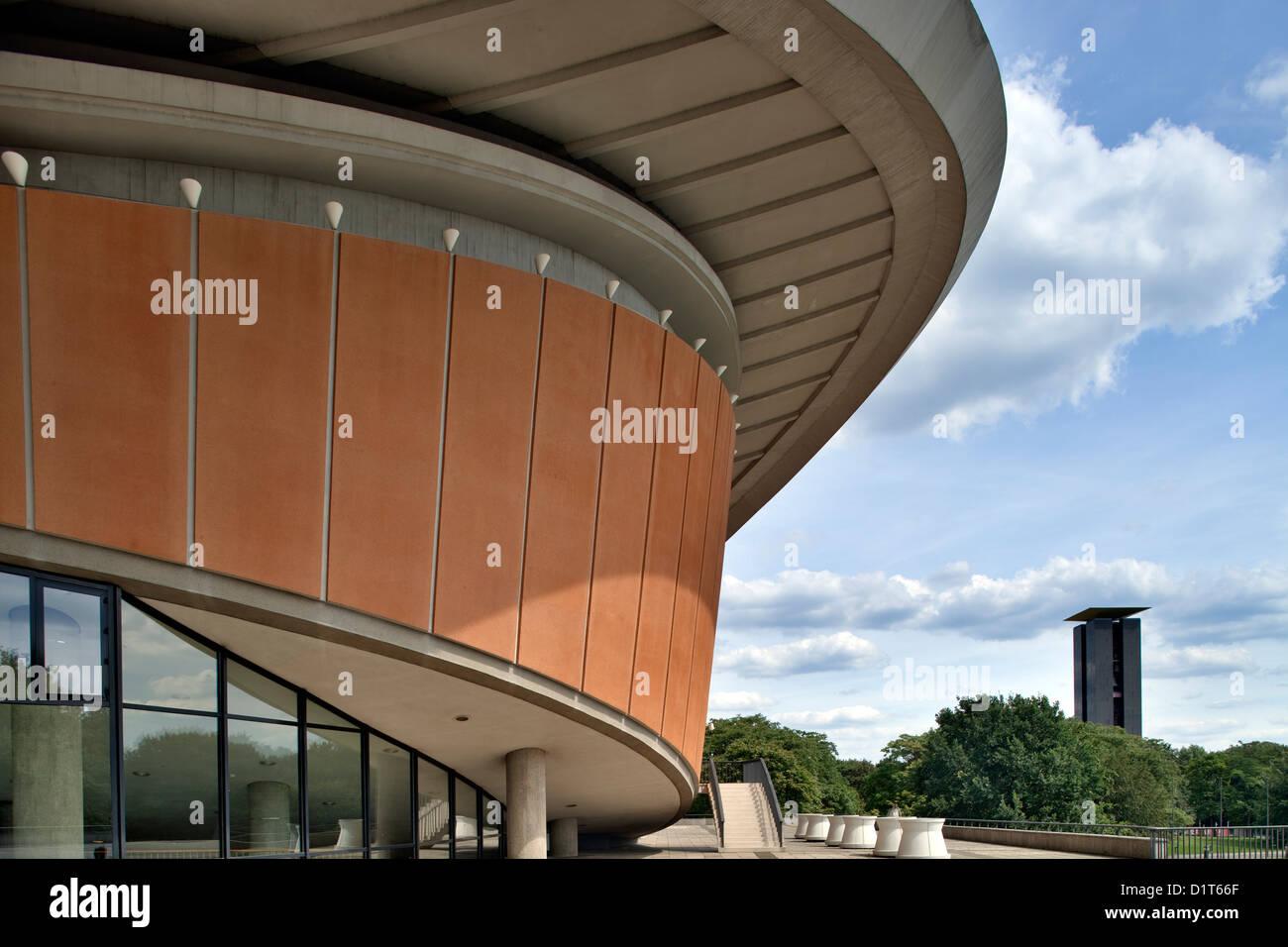 Berlin germany the house of world cultures in tiergarten