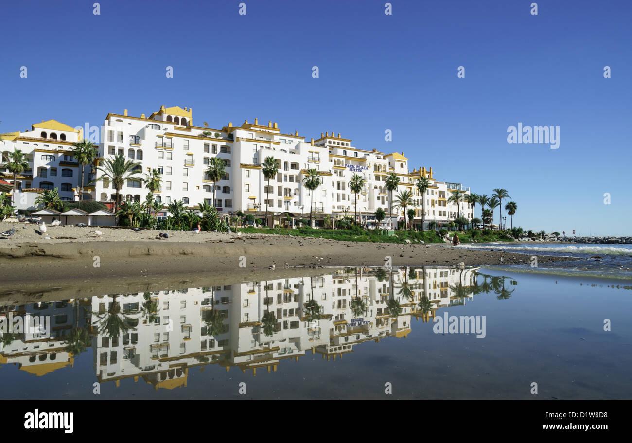Spain Andalucia Puerto Banus Marbella Costa Del Sol