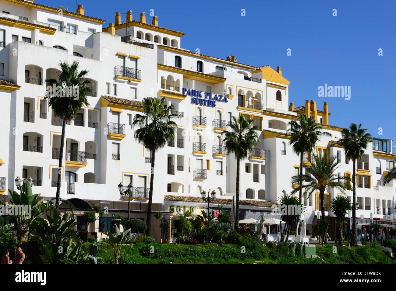 Park Plaza Suites Hotel Marbella Spain