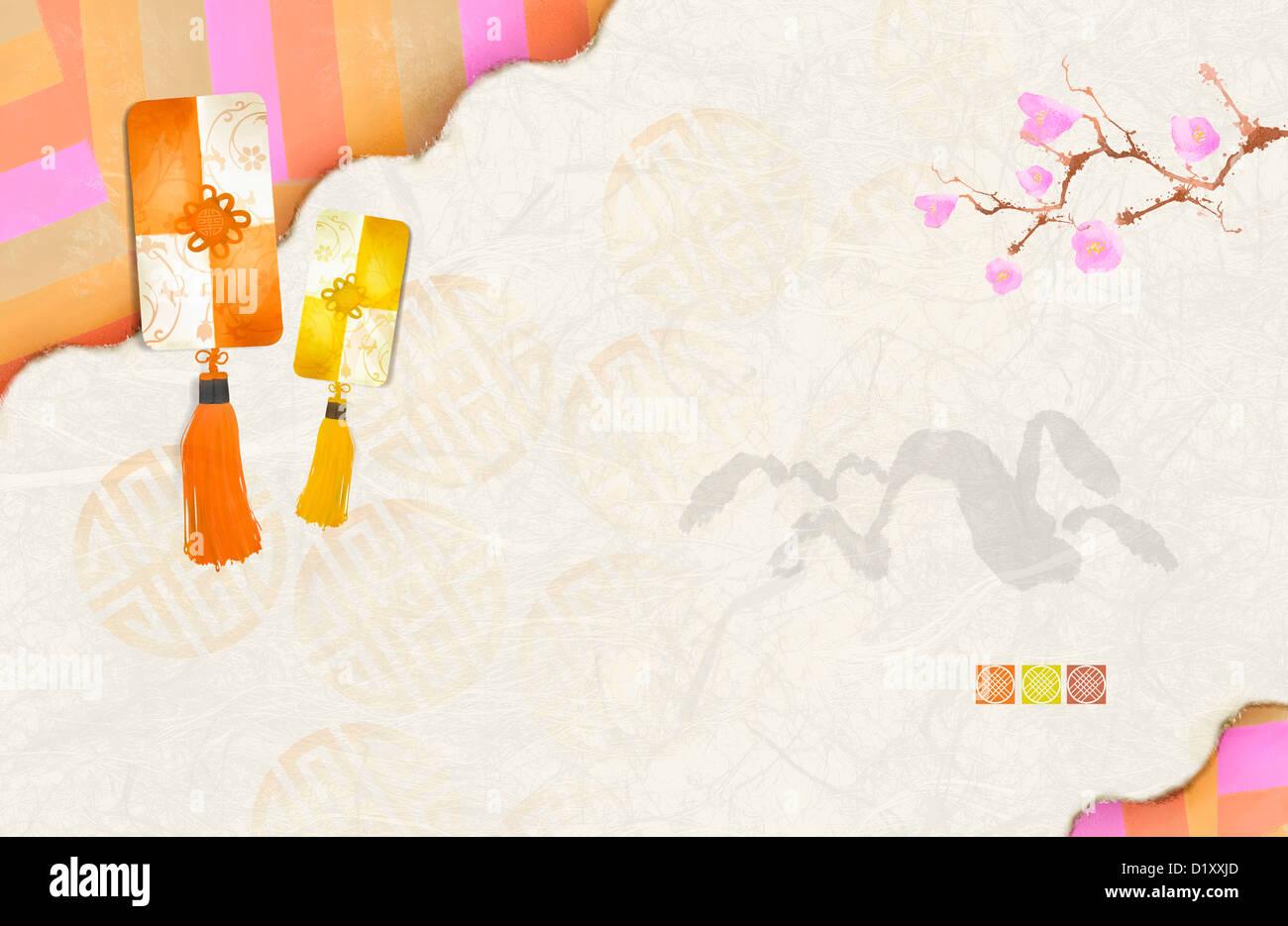 Ppt template illustration of korean norigae stock photo royalty ppt template illustration of korean norigae toneelgroepblik Images
