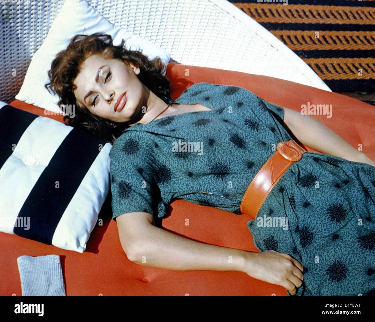 BOY ON A DOLPHIN 1957 20th Century Fox Film With Sophia