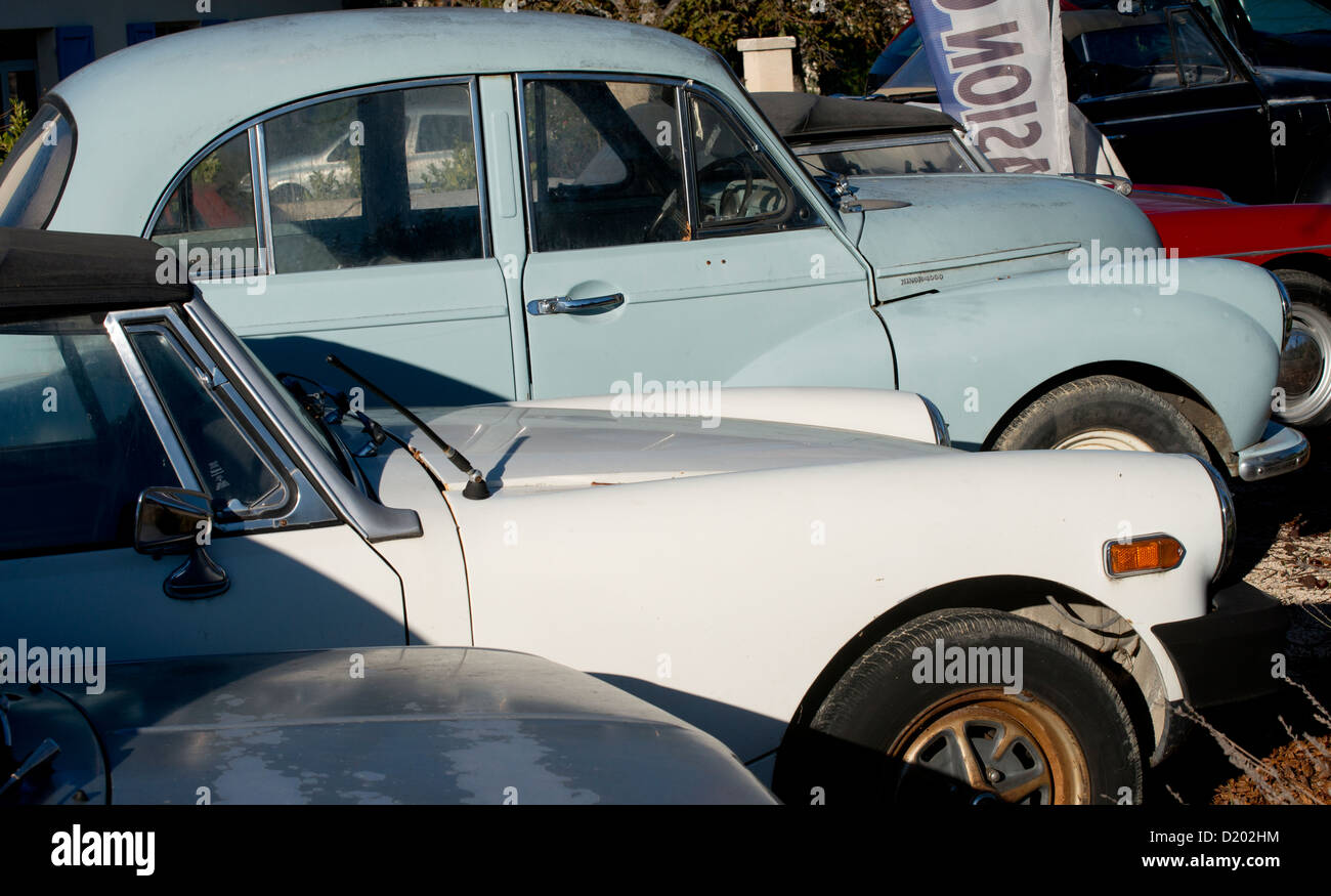 Old cars for sale Stock Photo, Royalty Free Image: 52862480 - Alamy