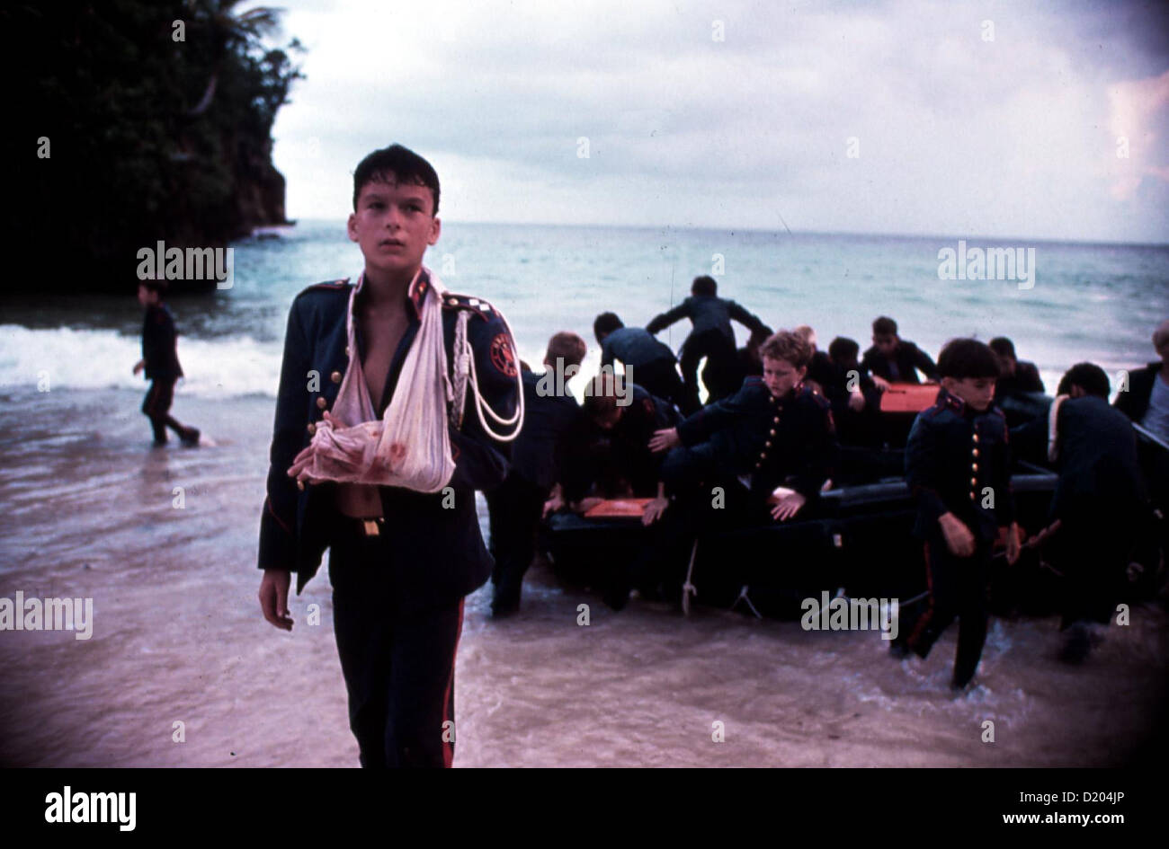 Lord Of The Flies Film Stock Photos & Lord Of The Flies Film Stock ...