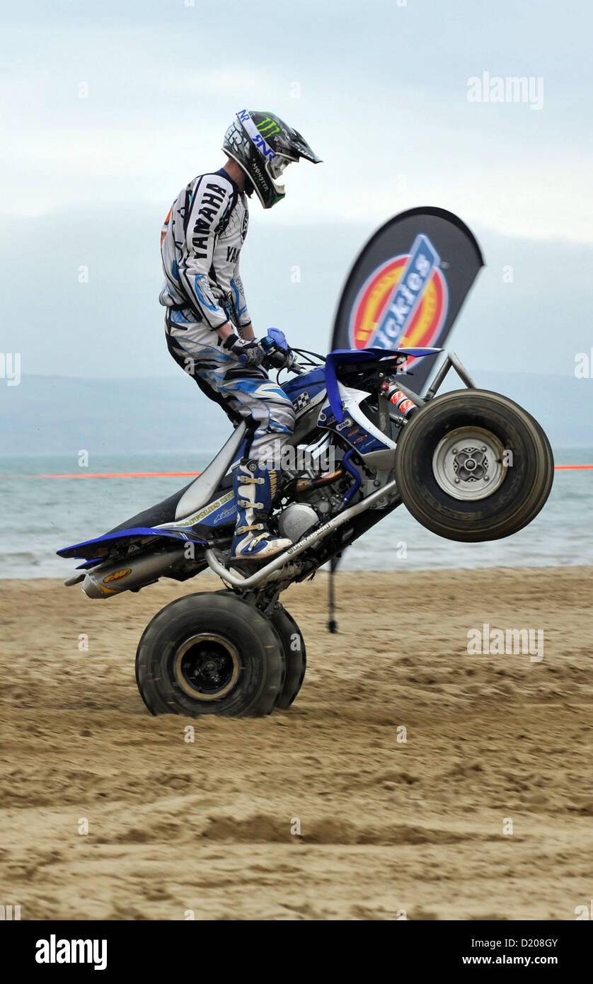 Quad Bike And Extreme Off Road Racing Press And Media Day At