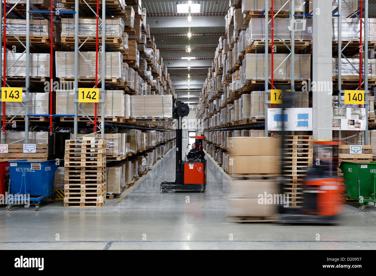 dortmund germany ikea distribution center dortmund ellinghausen stock photo 52867619 alamy. Black Bedroom Furniture Sets. Home Design Ideas