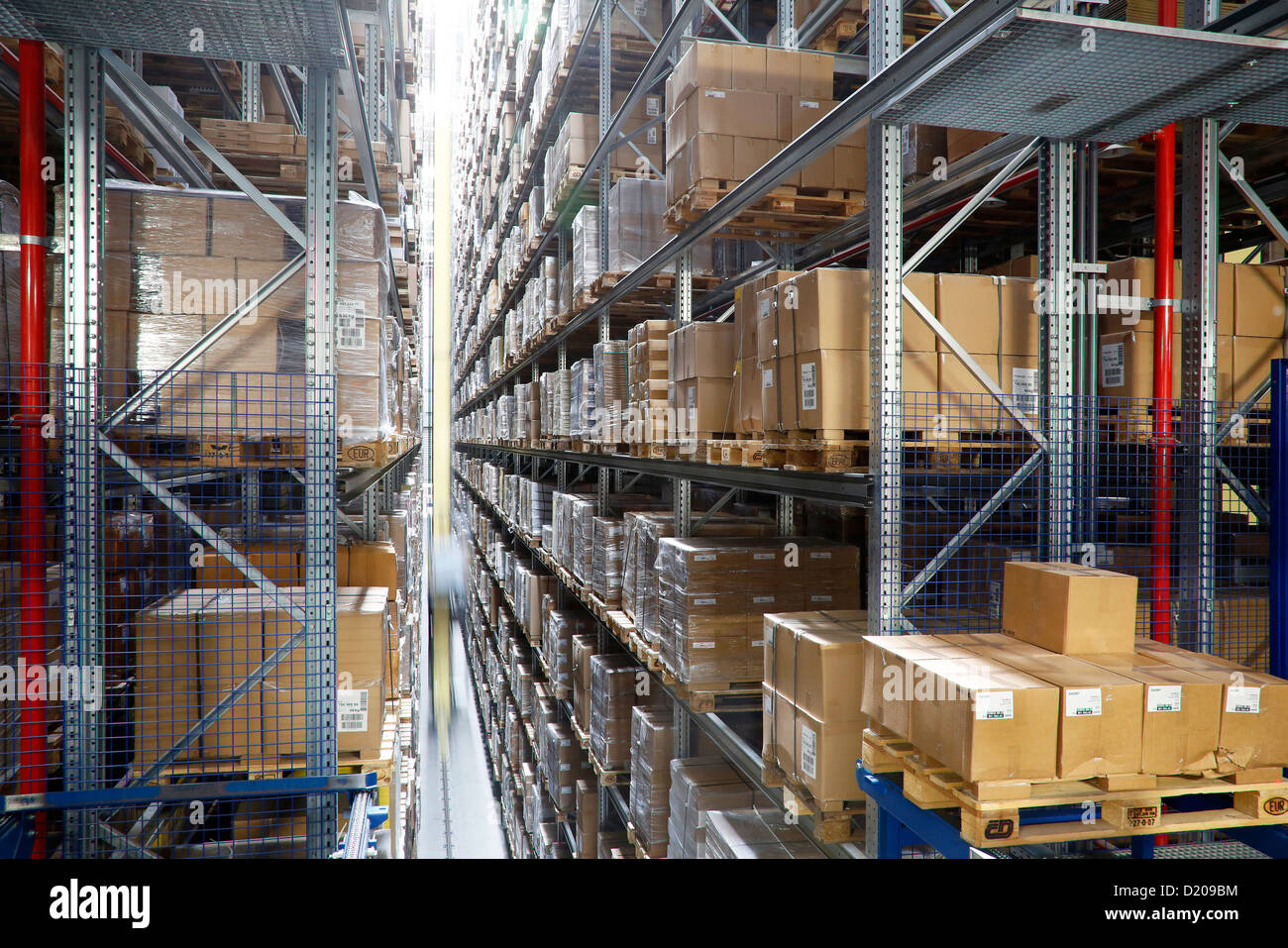 dortmund germany ikea distribution center dortmund ellinghausen stockfoto lizenzfreies bild. Black Bedroom Furniture Sets. Home Design Ideas