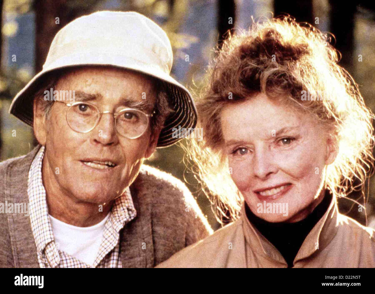 On Golden Pond Quotes On Golden Pond Movie Stock Photos & On Golden Pond Movie Stock