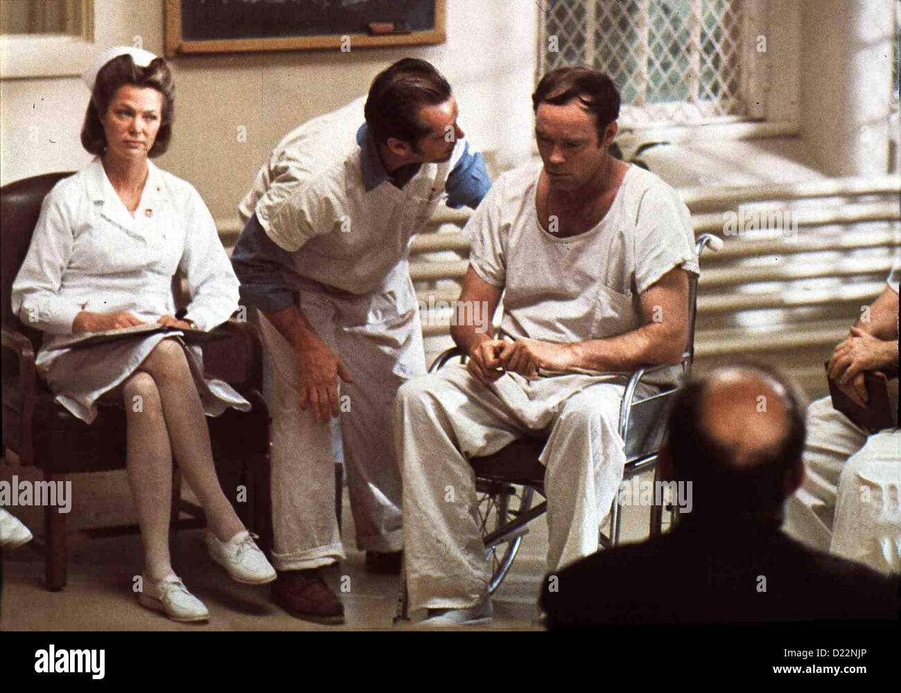 mise en scene in the movie one flew over the cuckoos nest The best study guide to one flew over the cuckoo's nest on he refused to see the movie because chief kathleen one flew over the cuckoo's nest litcharts.