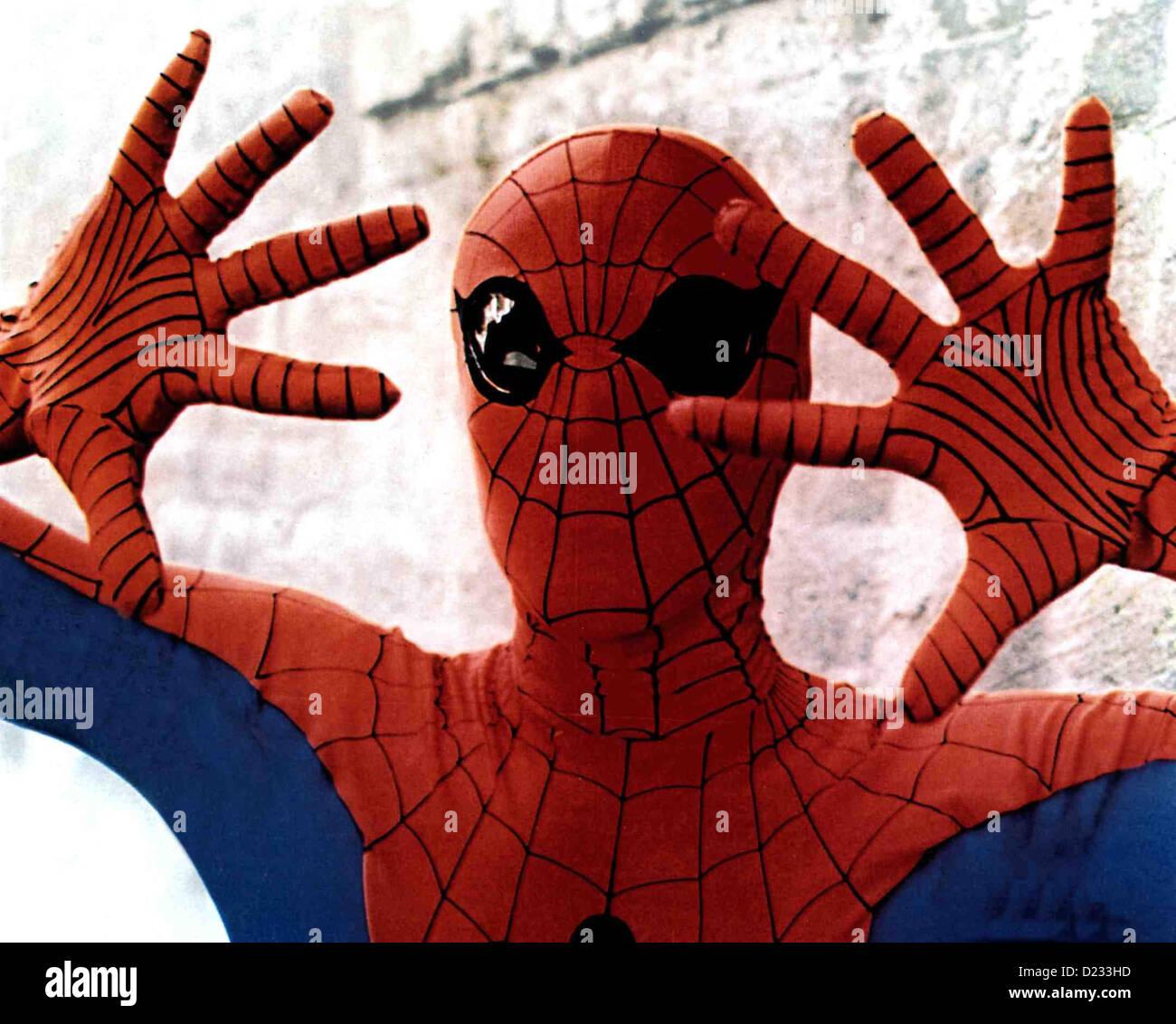 Spider-Man - Der Spinnenmensch Spider-Man Nicholas Hammond ...