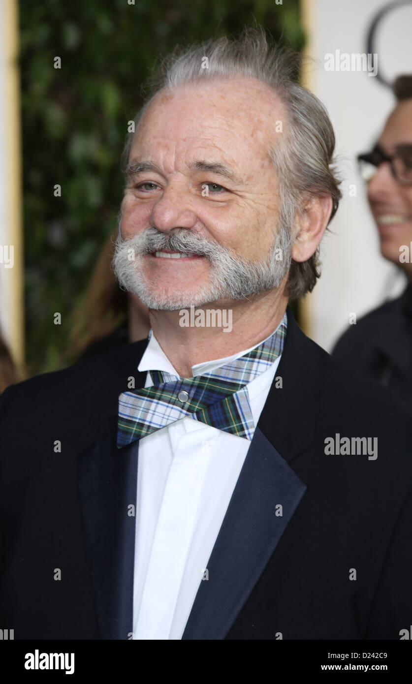 Actor Bill Murray arrives at the 70th Annual Golden Globe ...  Bill Murray 2017 Golden Globes