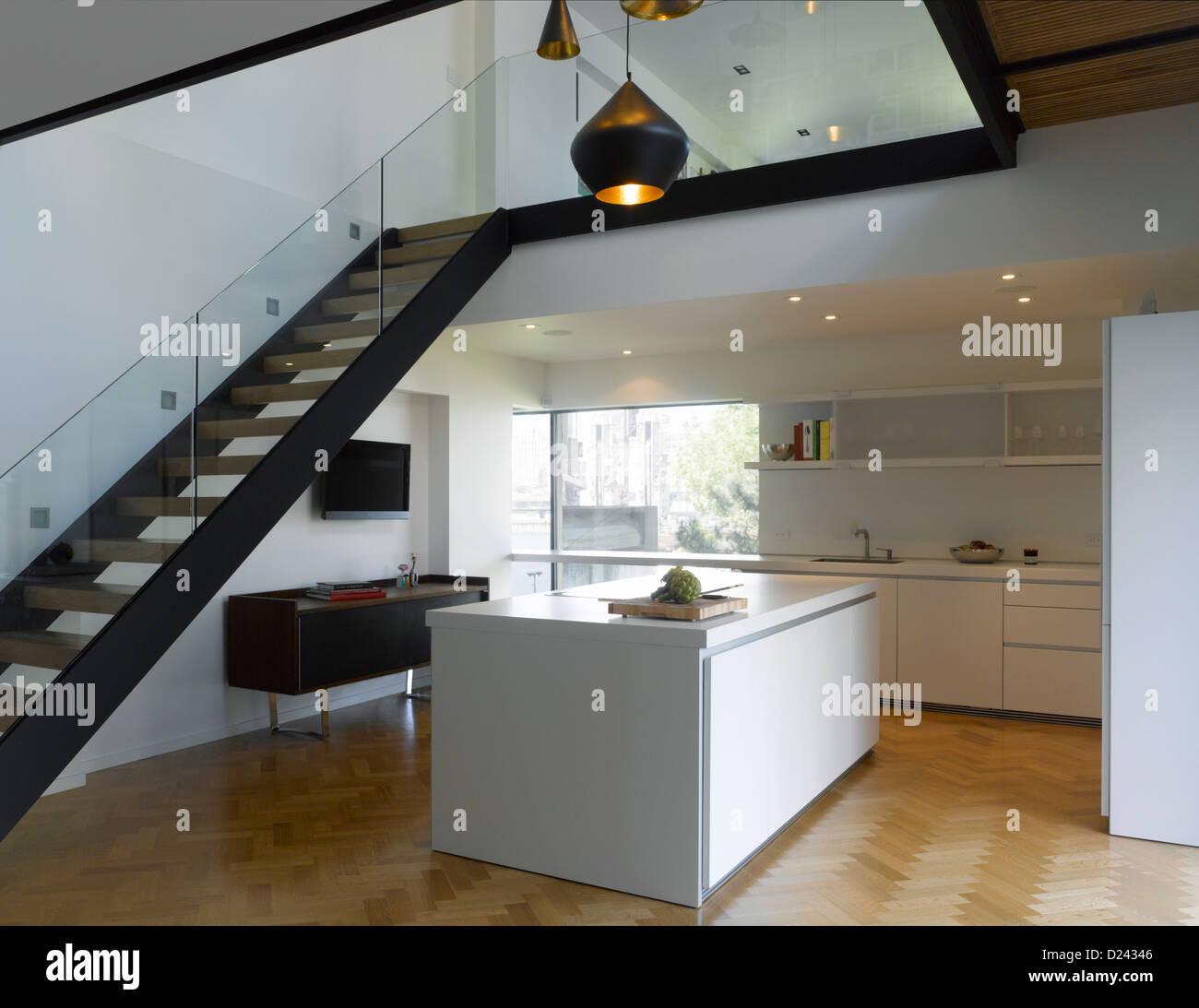 Kitchen Lighting Montreal: Habitat 67, Montreal, Canada. Architect: Moshie Safdie