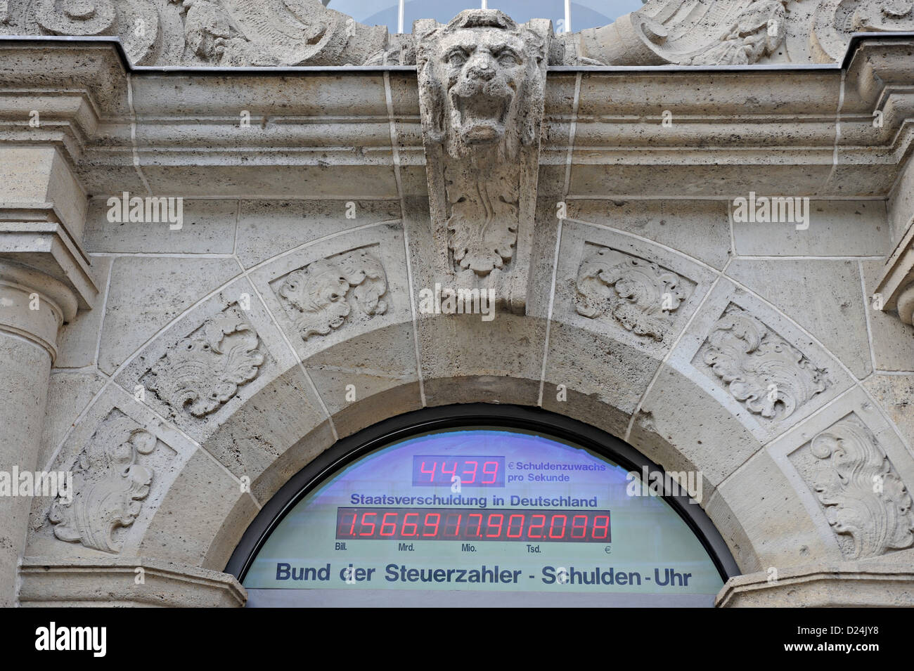 Schuldenstand Berlin