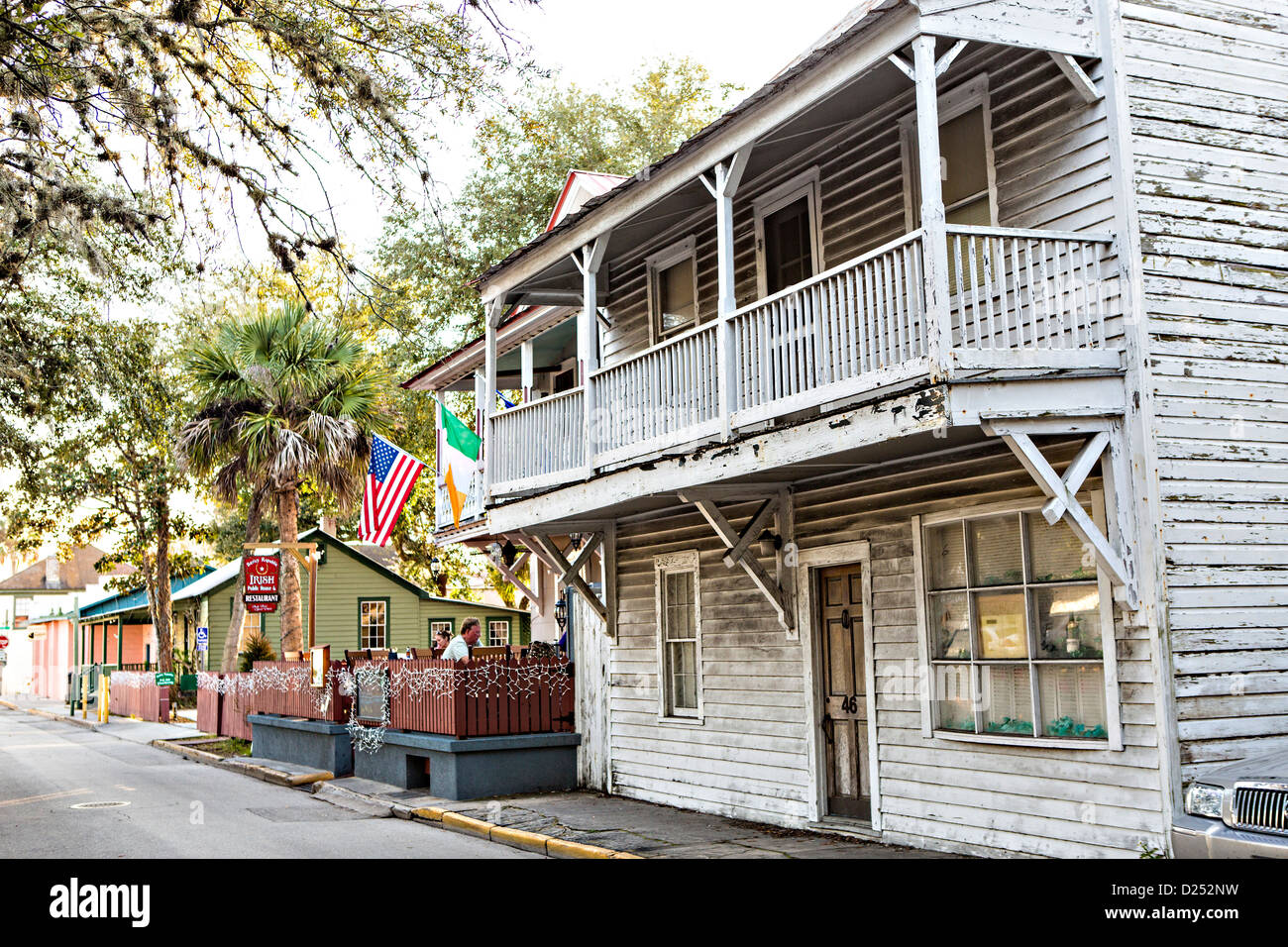 old homes in the historic district in st augustine florida st old homes in the historic district in st augustine florida st augustine is the oldest city in america