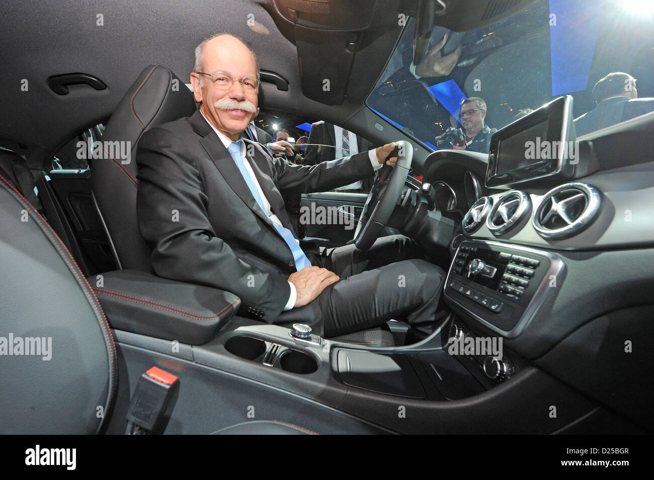 Ceo of daimler and director of mercedes benz cars dieter for Mercedes benz ceo