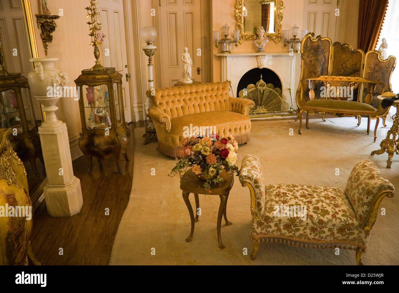 Victorian era interior - Stock Photo Victorian Era Home Interior