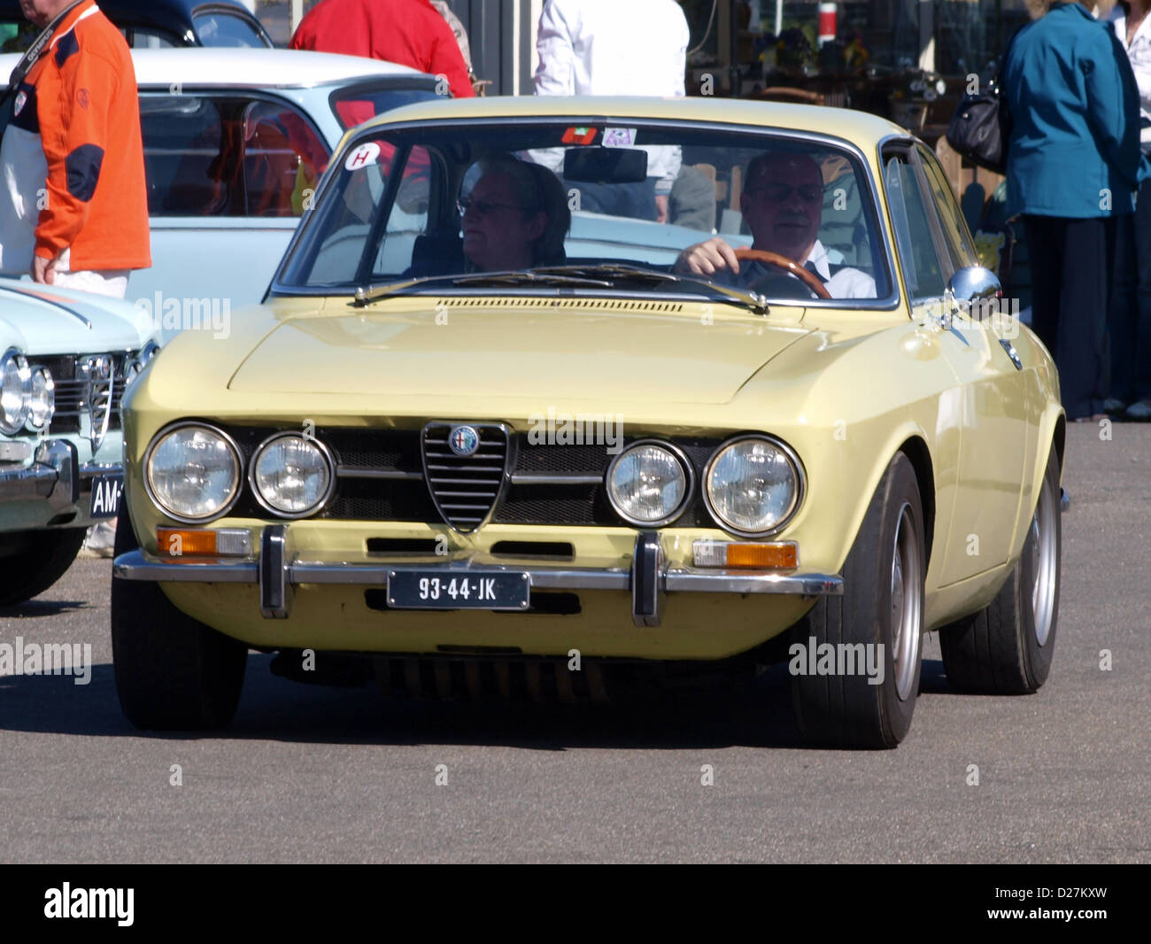 Alfa romeo 1750 gtv car classics - 1969 Alfa Romeo 1750 Gtv