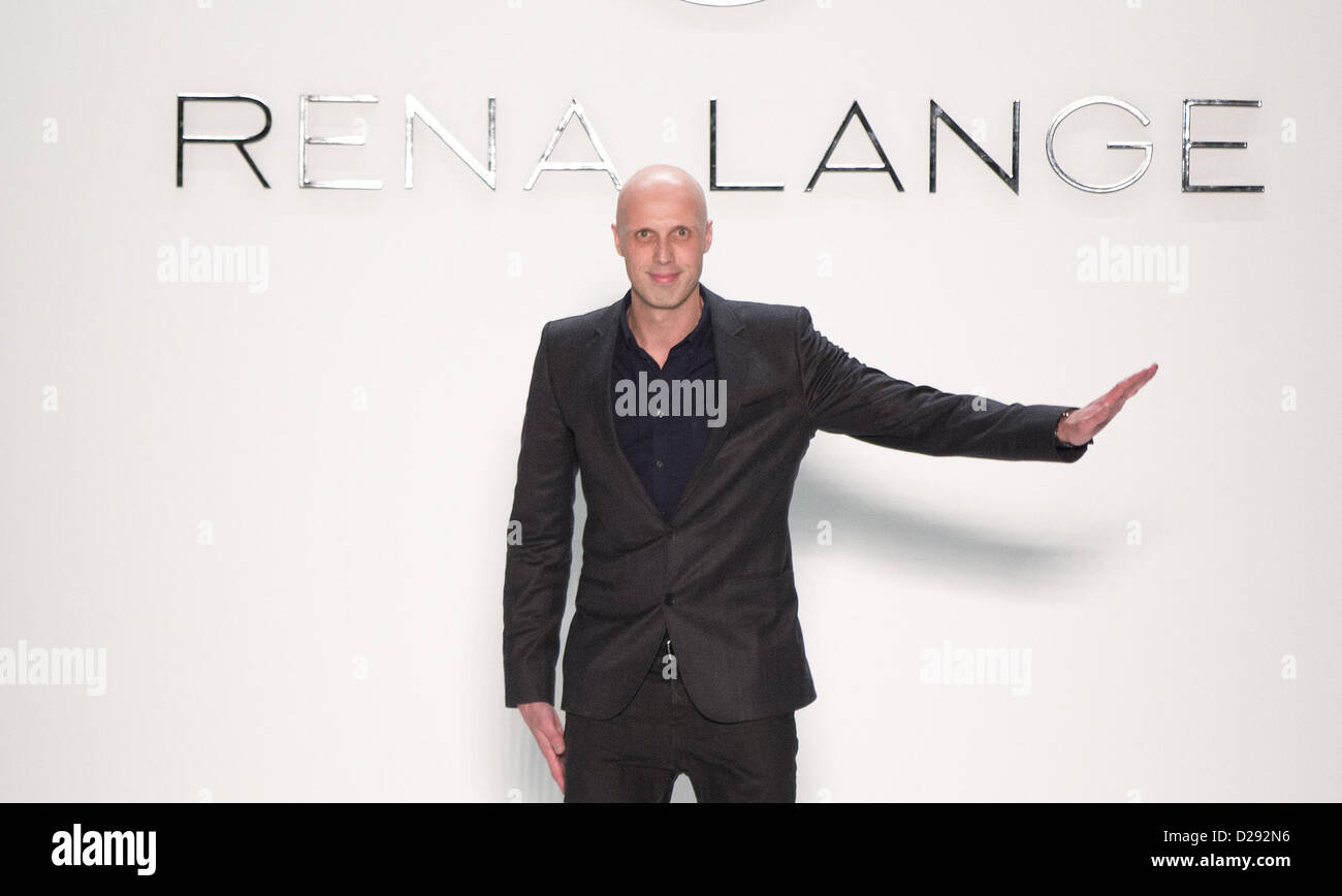 Karsten Lange berlin germany 17th january 2013 chief designer karsten fielitz