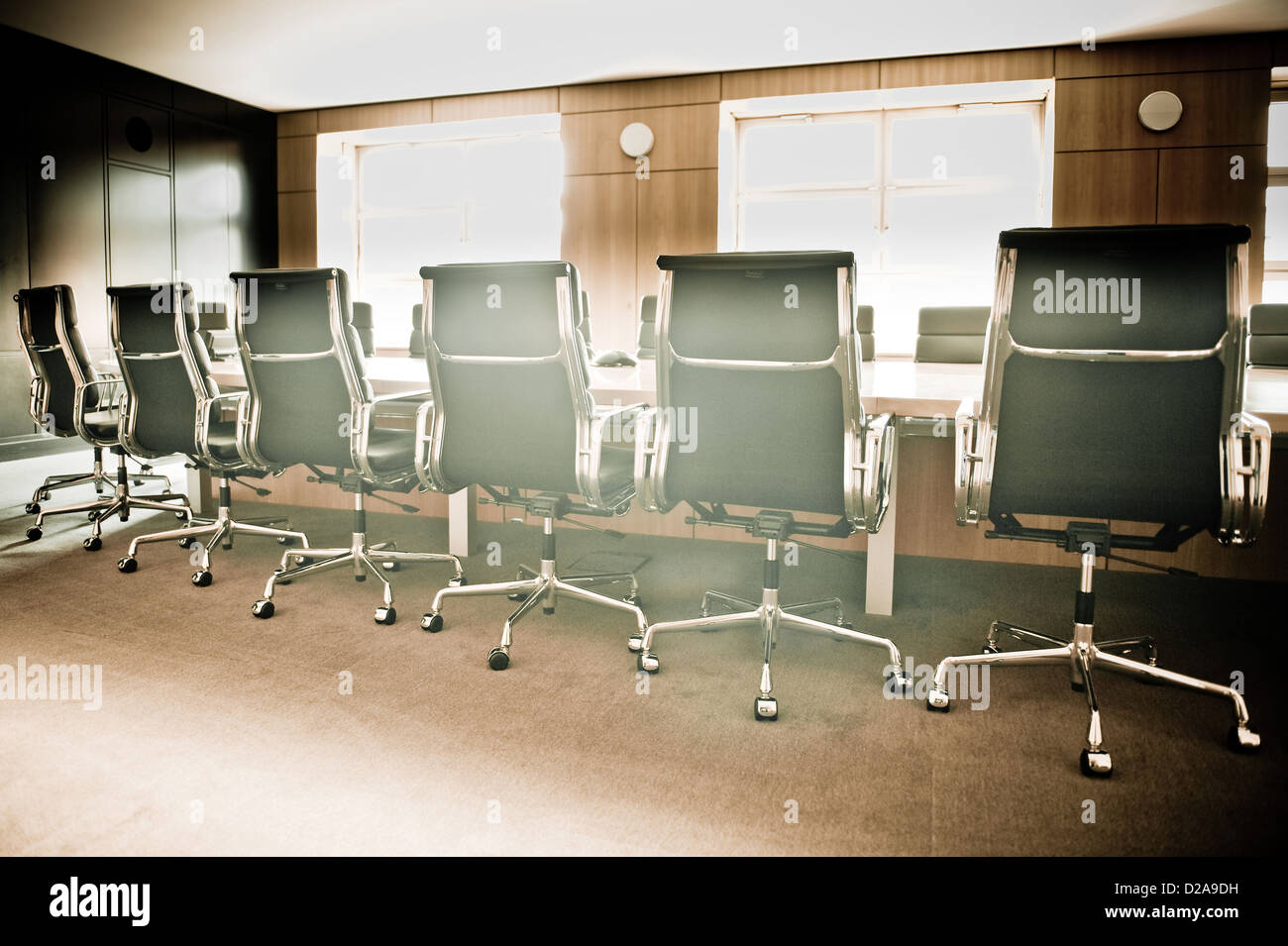 Chairs Berlin berlin germany chairs in a conference room stock photo 53087373