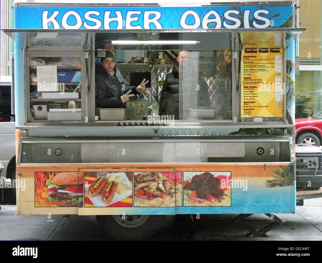 Kosher Food Truck Nyc