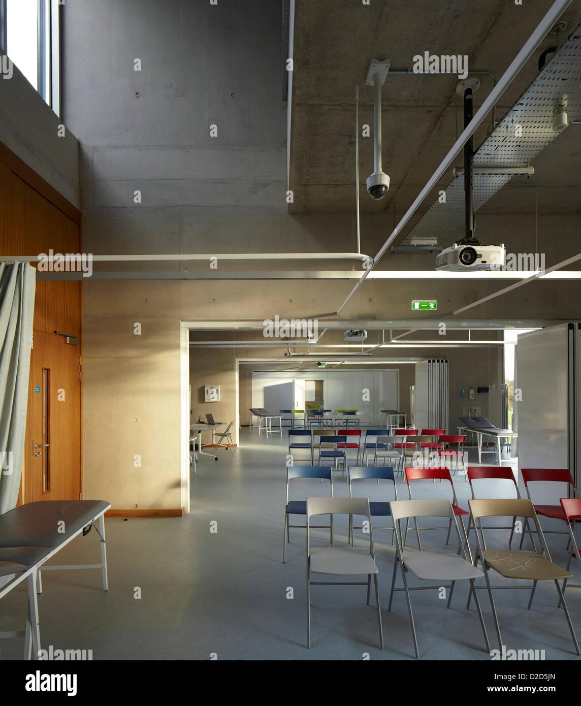 Medical School Building And Student Accommodation University Limerick Ireland Architect Grafton Architects 2012 V