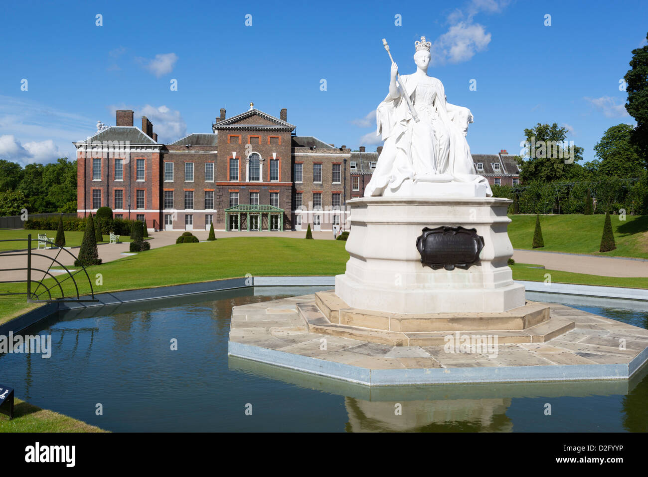 Kensington Palace Home Of Prince William And Kate