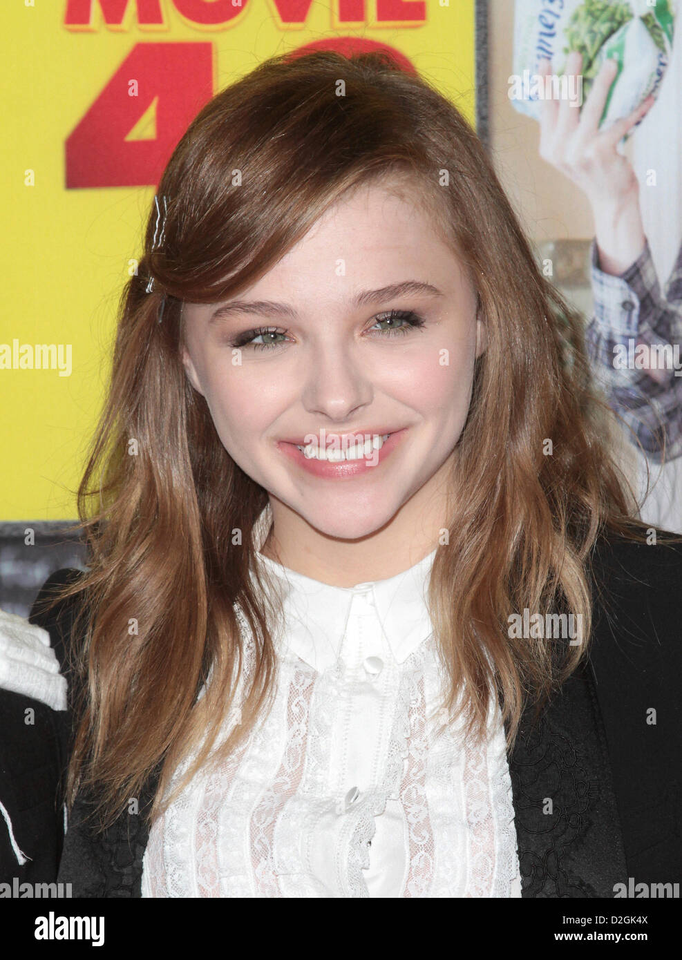 Search chloe grace moretz lips 27 image search chloe grace moretz lips - Chloe Grace Moretz Premiere Of Movie 43 Los Angeles California Usa 23 January 2013 Stock